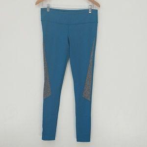 PURE BARRE SPLITS59 LEGGINGS BLUE GRAY - L